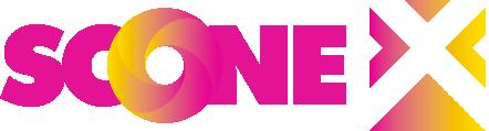 SCOneX logo