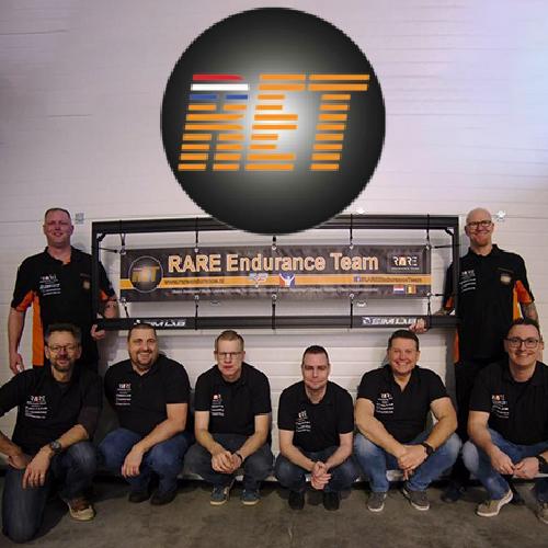 Rare Endurance Team group photo